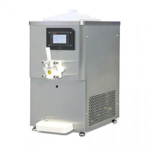 Jednopákový zmrzlinový stroj s pasterací EFE 1500 APS HT