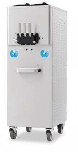 Třípákový zmrzlinový stroj s nášlehem EFE 4000 (A) P