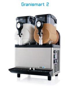 Výrobník ledové tříště GBG Granismart 2x5 litrů