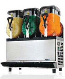 Výrobník ledové tříště Granismart 3x5 litrů