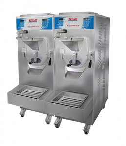 Kombinovaný stroj na kopečkovou zmrzlinu HBF Combi 10