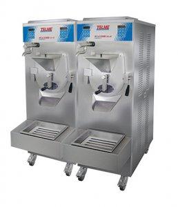 kombinovaný výrobník kopečkové zmrzliny HBF Combi 15