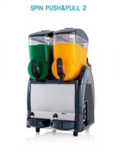 Výrobník ledové tříště Spin 2x12 litrů