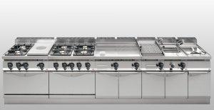 gastro vybavení - Bertos řada 700 _ restaurace