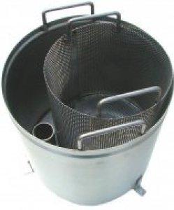 gastro vybavení - Lapače slupek a škrobu