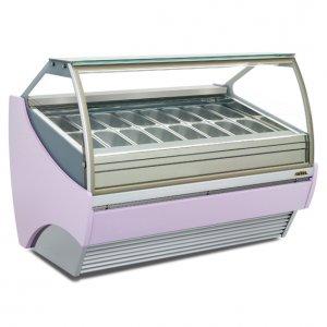 Zmrzlinová mrazící vitrína Millenium N