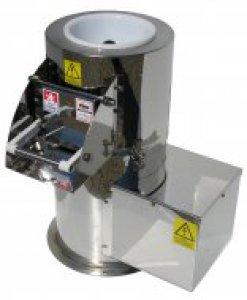 gastro vybavení - Škrabka brambor a kořenové zeleniny v nerezovém provedení