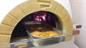 Pizza pec - Pizza pec na dřevo RPM 140 wood