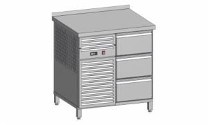 gastro vybavení - Chladící stoly