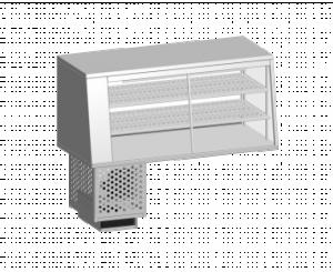 gastro vybavení - Chladící vitríny