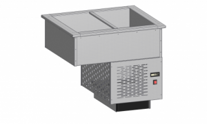 gastro vybavení - Chlazené vany