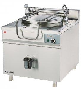 gastro vybavení - Elektrický kotel KE 150 (150 litrů)