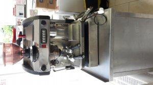 Bazarový pákový kávovar