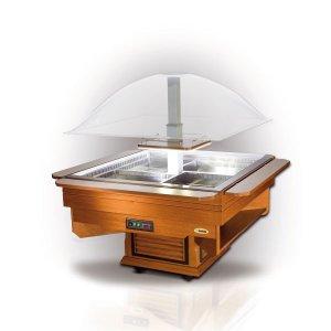 gastro vybavení - Chladící bufet Cupola