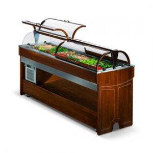 gastro vybavení - Chladící salátový bar Bolero Maxi