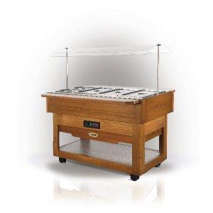 gastro vybavení - Ohřevný snídaňový bar Scaiola Breakfast Hot