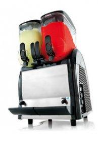 Výrobník ledové tříště Spin Twist  2x12 litrů